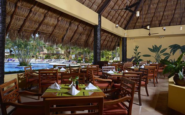 Canto del Sol All Inclusive Beach & Tennis Resort, Restaurante Los Cántaros
