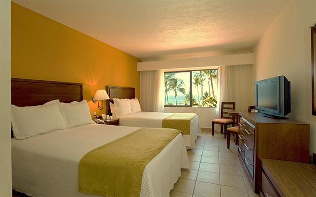 Canto del Sol All Inclusive Beach & Tennis Resort, amplias y modernas habitaciones con lindas vistas