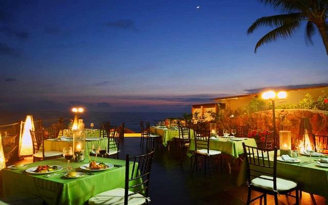 Canto del Sol All Inclusive Beach & Tennis Resort, Restaurante Mar y Tierra