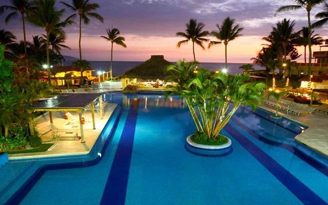 Canto del Sol All Inclusive Beach & Tennis Resort, hermosa vista nocturna