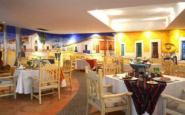 Canto del Sol All Inclusive Beach & Tennis Resort, Restaurante Santa María
