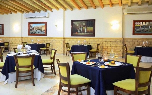 Canto del Sol All Inclusive Beach & Tennis Resort, Restaurante Venezzia