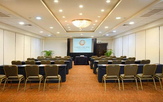 Canto del Sol All Inclusive Beach & Tennis Resort, sala de conferencias