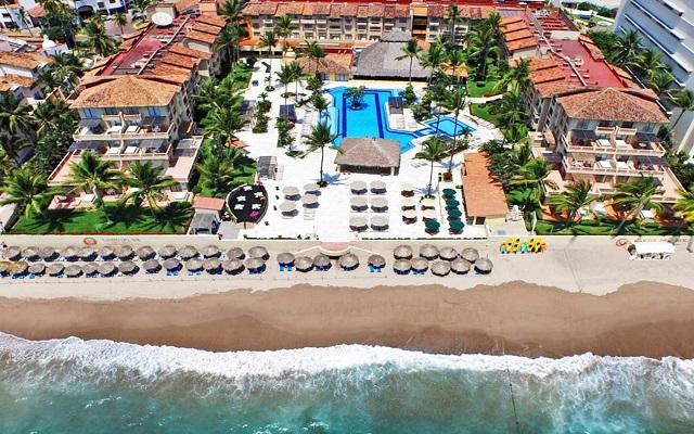 Canto del Sol All Inclusive Beach & Tennis Resort, buena ubicación