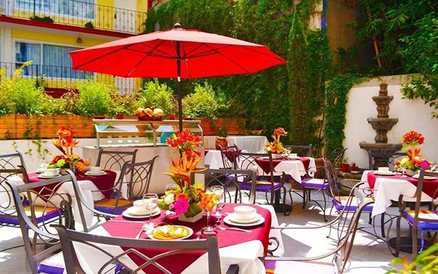 Casa de la Condesa, escenario perfecto para disfrutar de los alimentos
