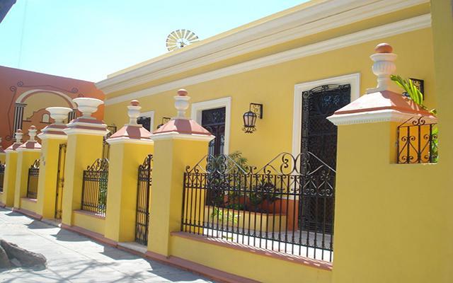 Casa de las Columnas en Mérida Centro