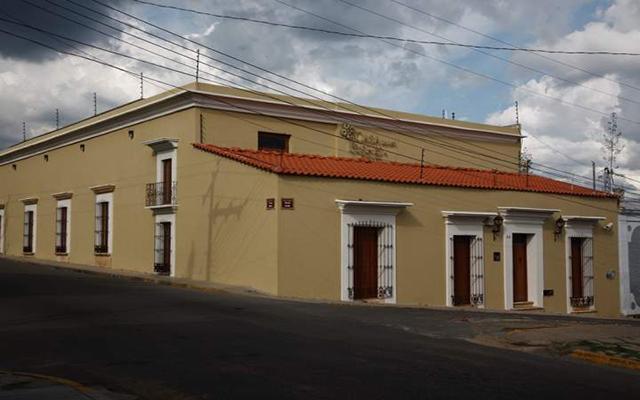 Casa de las Flores en Oaxaca Ciudad