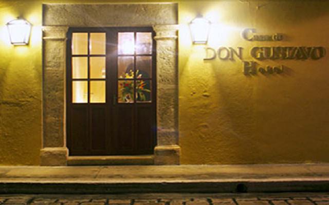 Casa Don Gustavo en Campeche Ciudad