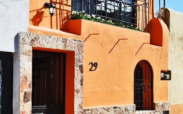 Casa Geranios Tequisquiapan en Tequisquiapan