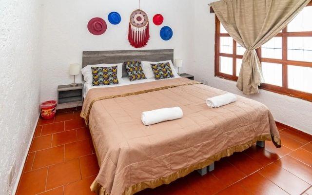 Casa Grande Céntrica en Cancún, ideal hasta para 16 personas
