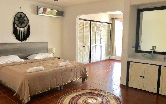 Casa Grande Céntrica en Cancún, habitaciones amplias