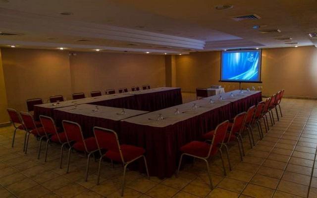 Casa Mexicana Cozumel, salón de eventos