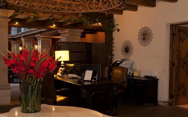 Casa Primavera Hotel Boutique and Spa, atención personalizada desde el inicio de tu estancia