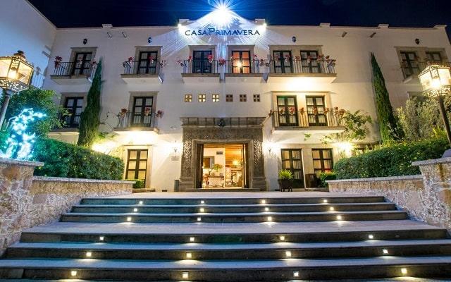 Casa Primavera Hotel Boutique and Spa en San Miguel de Allende