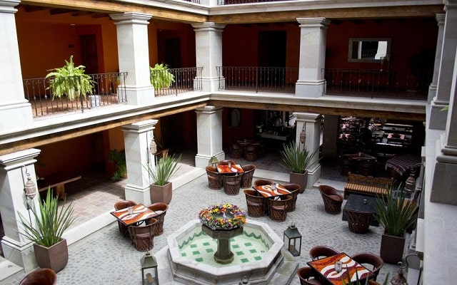 Casa Primavera Hotel Boutique and Spa, arquitectura colonial