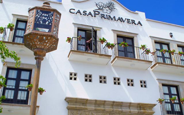 Casa Primavera Hotel Boutique & Spa en San Miguel de Allende