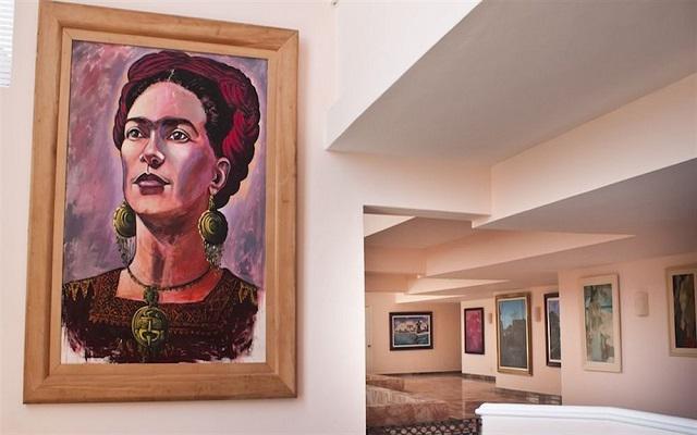 Visita las instalaciones de su galería de arte