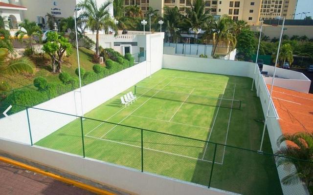 Diviértete con un partido de tenis