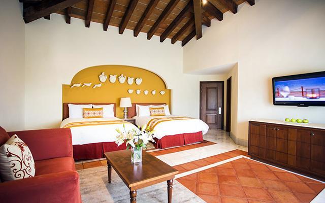 Casa Velas Resort Premium All Inclusive for Adults Only, lujosas habitaciones con bóvedas catalanas