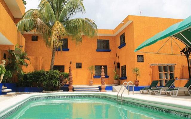 La Casona Real Cozumel en Cozumel Centro