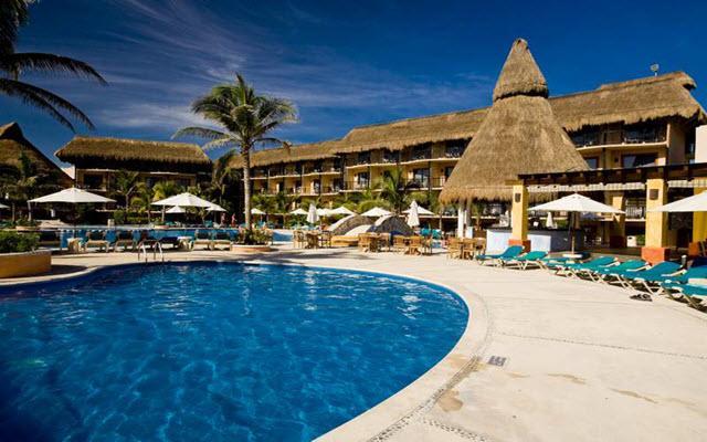Un completo resort en el Caribe