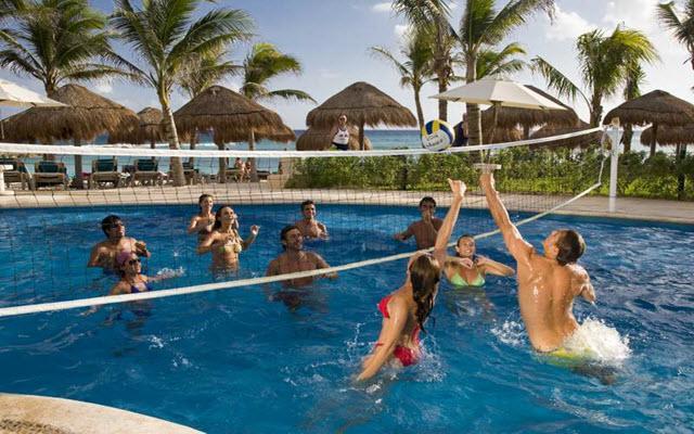 Hotel Catalonia Riviera Maya, amplio y entretenido programa para tu diversión
