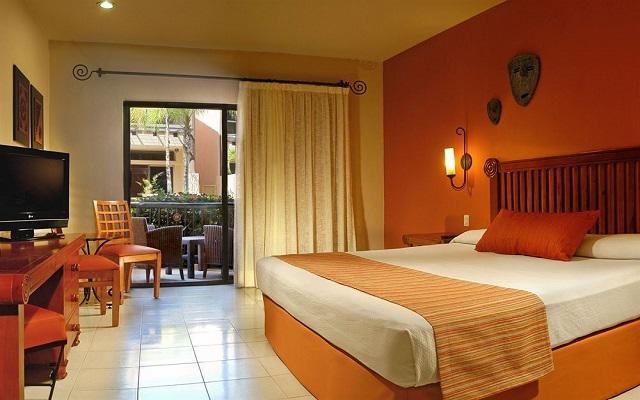 Hotel Catalonia Riviera Maya, amplias y luminosas habitaciones