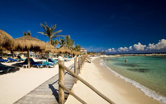 En pleno corazón de la Riviera Maya