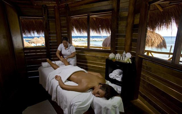 Hotel Catalonia Riviera Maya, permite que te consientan en el spa