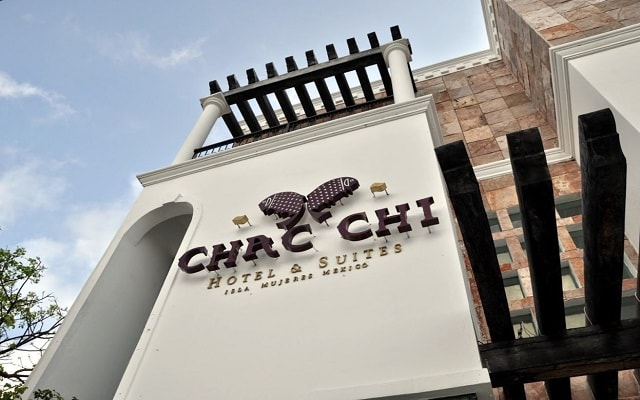 Chac Chi Hotel and Suites en Isla Mujeres