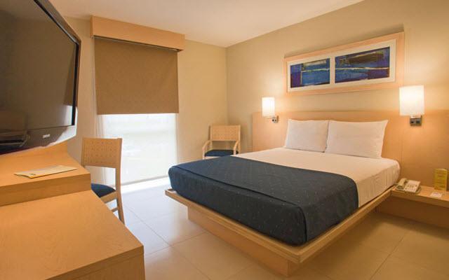City Express Campeche Habitación Estándar Sencilla