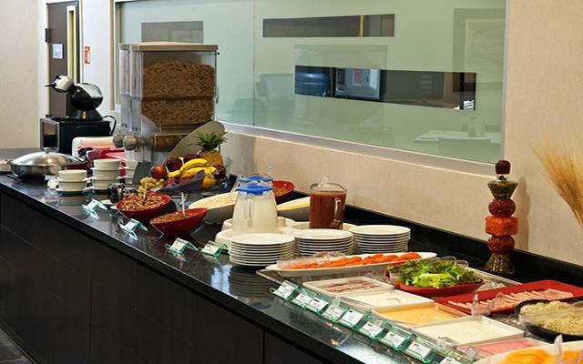 City Express EBC Reforma, escenario perfecto para disfrutar de los alimentos