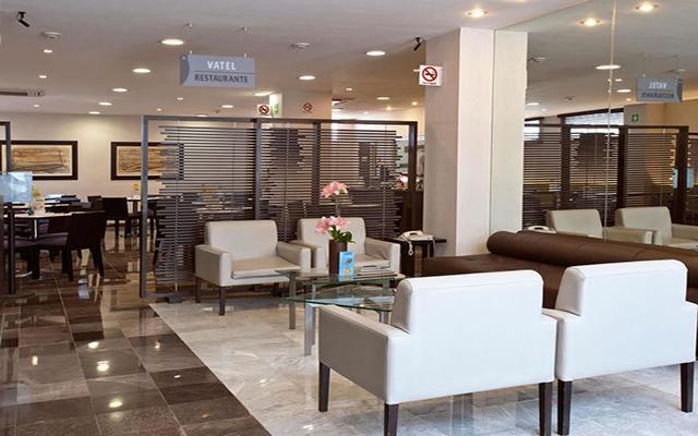 City Express EBC Reforma, espacios diseñados para tu confort