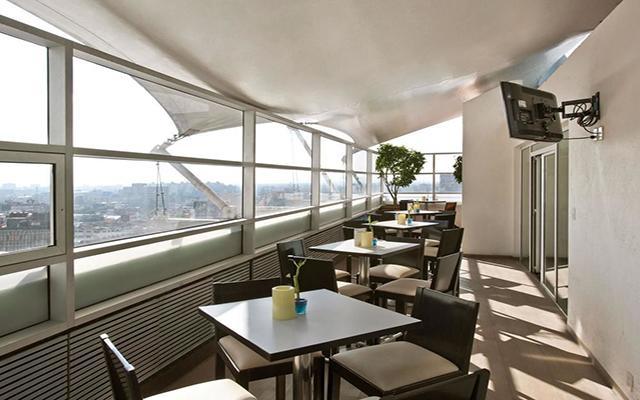 City Express EBC Reforma, deleita tu paladar con la variedad de comidas que ofrece