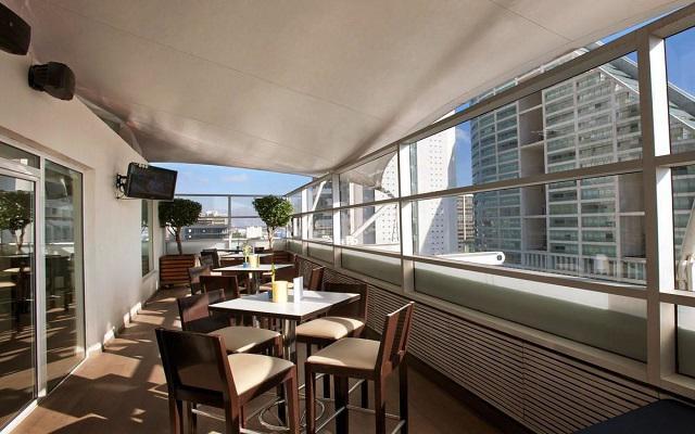 City Express EBC Reforma, desayuna en un agradable ambiente