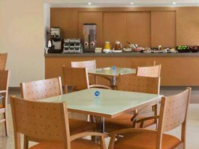 Cafetería del hotel City Express Mazatlan