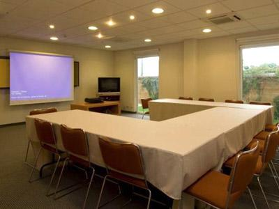 Sala de convenciones del hotel City Express Mazatlan