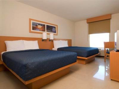 Habitación del hotel City Express Mazatlan