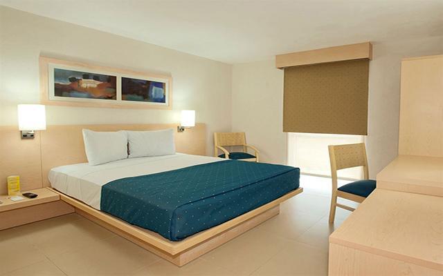 Hotel city express merida ofertas de hoteles en merida for Habitacion familiar merida
