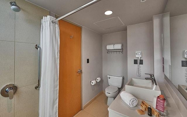 City Express Suites Anzures, amenidades de calidad