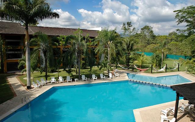 Hotel Ciudad Real Centro Palenque en Palenque