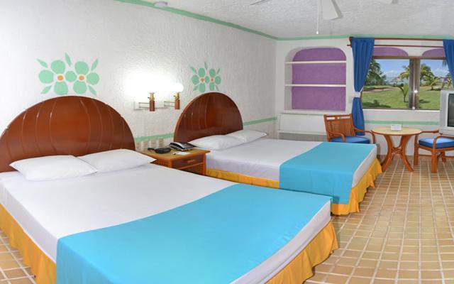 Habitación doble siempre fresca y confortable
