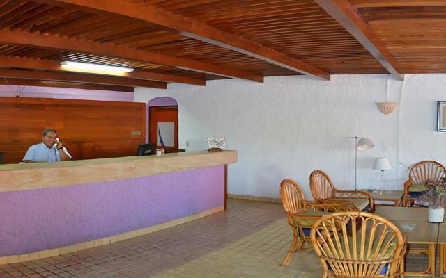 Recepción del hotel, Cancún Clipper Club