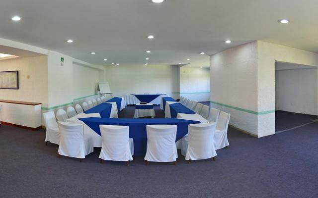 Cancún Clipper Club cuenta con un amplio salón de eventos