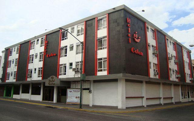 Hotel Colón Express en Guadalajara Ciudad