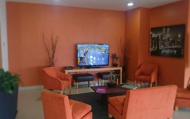 Hotel Comfort Inn Ciudad de México Santa Fe, instalaciones modernas y completamente equipadas