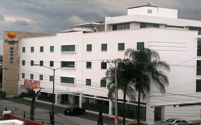 Hotel Comfort Inn Morelia en Morelia Ciudad