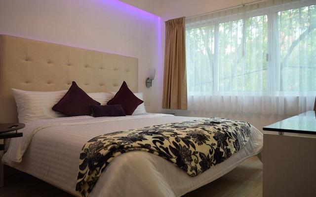 Hotel Condesa 185, habitaciones con todas las amenidades