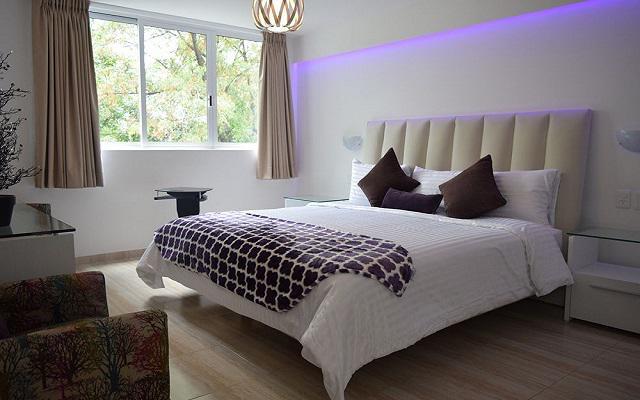 Hotel Condesa 185, amplias y luminosas habitaciones
