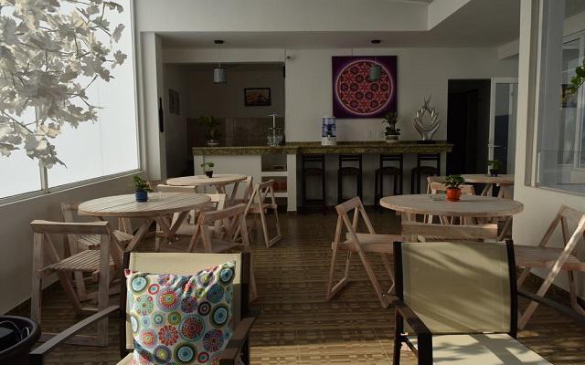 Hotel Condesa 185, disfruta un rico desayuno en cortesía
